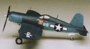 Vought F4U-1D Corsair  (Vista 4)