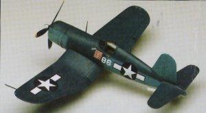 Vought F4U-1D Corsair  (Vista 5)
