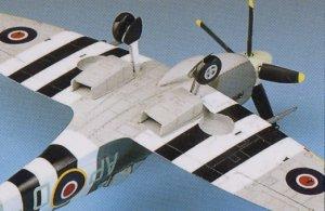 Spitfire Mk.XIV C  (Vista 4)