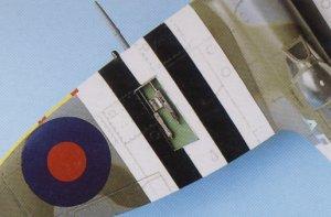 Spitfire Mk.XIV C  (Vista 5)