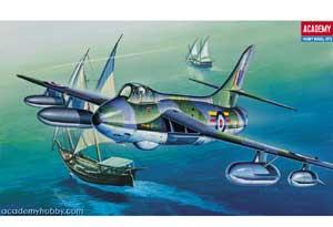 Hawker Hunter  FGA.9  (Vista 1)
