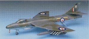 Hawker Hunter  FGA.9  (Vista 2)