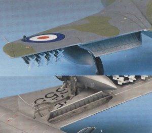 Hawker Hunter  FGA.9  (Vista 4)