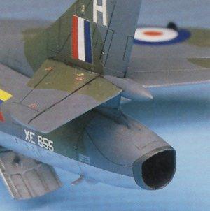 Hawker Hunter  FGA.9  (Vista 6)