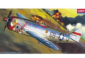 P-47D Thunderbold  (Vista 1)