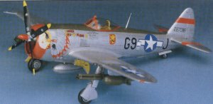 P-47D Thunderbold  (Vista 2)