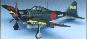 A6M5C Zero Fighter  (Vista 2)