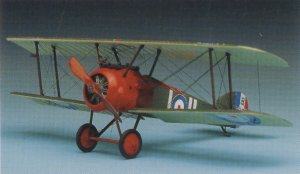 Sopwith Camel F.1  (Vista 5)