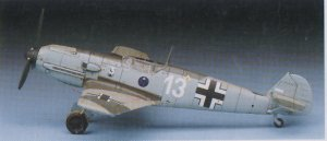 Bf-109E 3/4 Heinz Bar with Kettenkrad