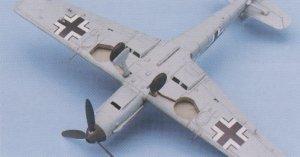 Bf-109E 3/4 Heinz Bar with Kettenkrad  (Vista 4)