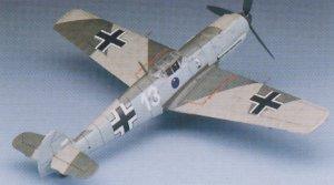 Bf-109E 3/4 Heinz Bar with Kettenkrad  (Vista 5)