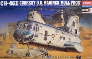 CH-46E Current U.S. MARINES  (Vista 1)