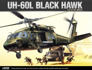 UH-60L Black Hawk - Ref.: ACAD-12111