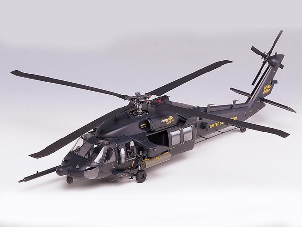 AH-60L Dap Black Hawk  (Vista 2)