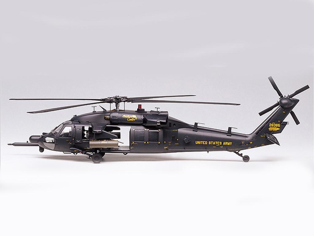 AH-60L Dap Black Hawk  (Vista 3)