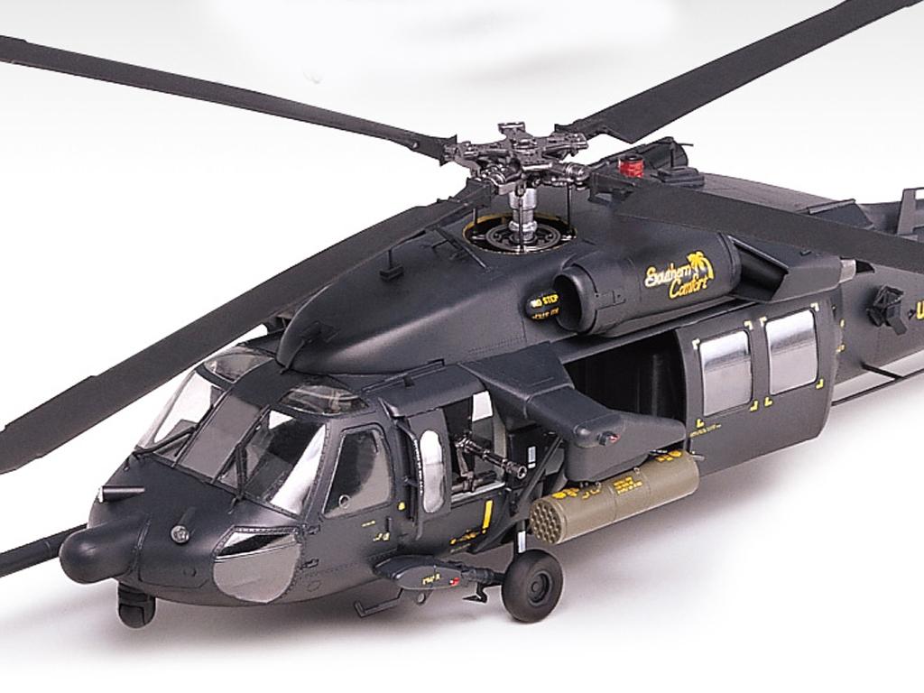 AH-60L Dap Black Hawk  (Vista 4)