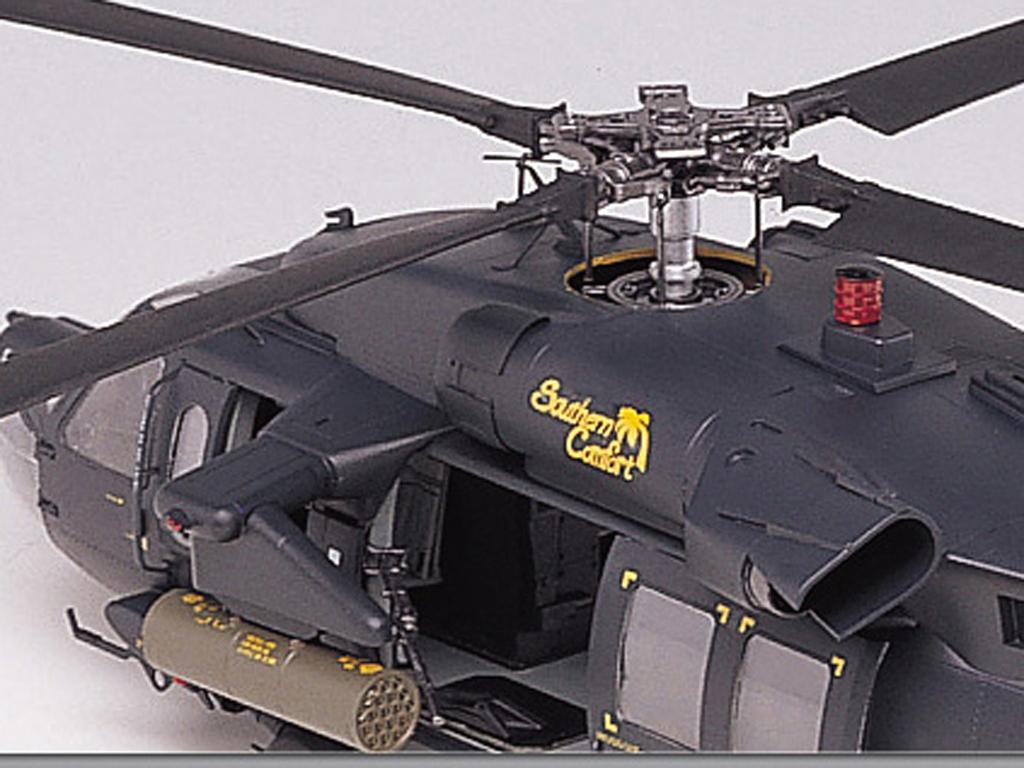 AH-60L Dap Black Hawk  (Vista 6)
