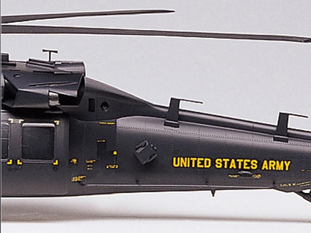 AH-60L Dap Black Hawk  (Vista 8)