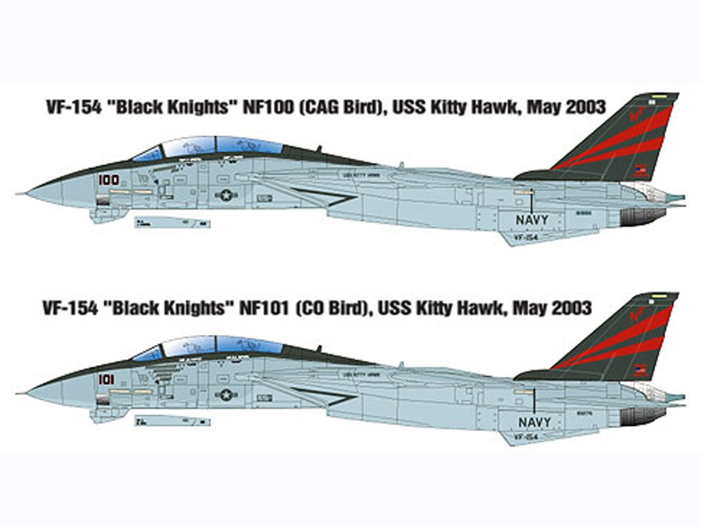 F-14A   (Vista 7)
