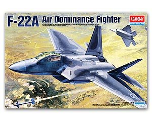 F-22A Air Dominance Fighter  (Vista 1)