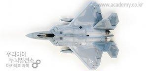 F-22A Air Dominance Fighter  (Vista 4)
