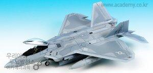 F-22A Air Dominance Fighter  (Vista 5)
