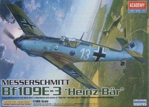 Bf-109E-3 - Heinz Bar   (Vista 1)