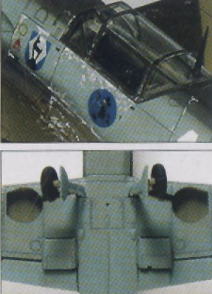 Bf-109E-3 - Heinz Bar   (Vista 5)