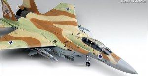 F-15I Ra'Am Israel Air Force   (Vista 3)