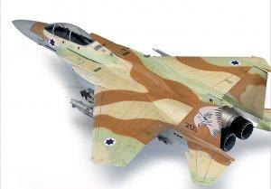 F-15I Ra'Am Israel Air Force   (Vista 4)