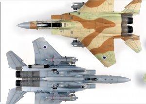 F-15I Ra'Am Israel Air Force   (Vista 5)