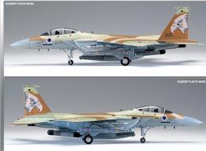 F-15I Ra'Am Israel Air Force   (Vista 6)