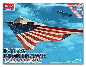 F-117A Night Hawk   (Vista 1)