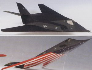 F-117A Night Hawk
