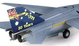 F-111C Australian AIR Force   (Vista 3)