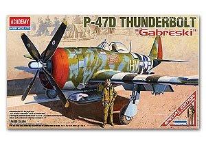 P-47D Thunderbolt  (Vista 1)