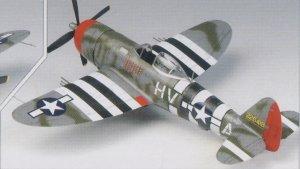 P-47D Thunderbolt  (Vista 3)