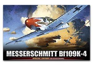 Messerschmitt Bf109K-4   (Vista 1)