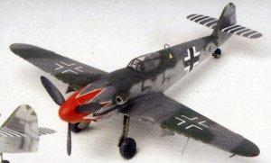 Messerschmitt Bf109K-4   (Vista 2)