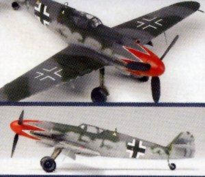 Messerschmitt Bf109K-4   (Vista 3)