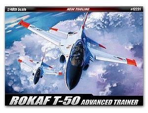 ROKAF T-50 Golden Eagle Advanced Trainer  (Vista 1)