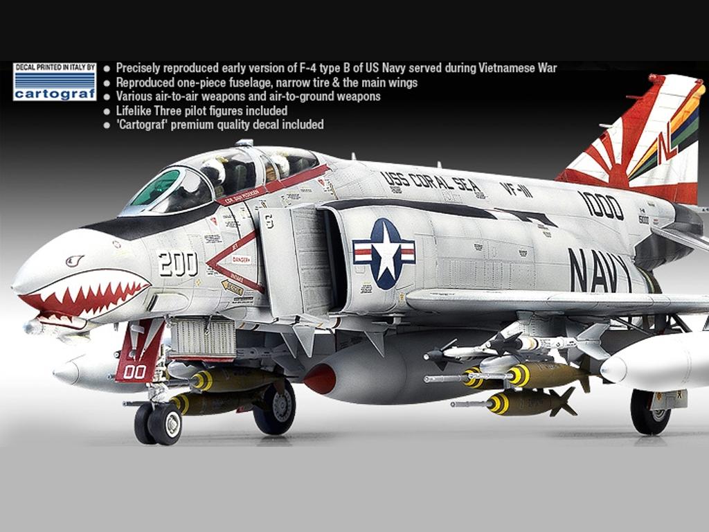 F-4B VF-111   (Vista 2)