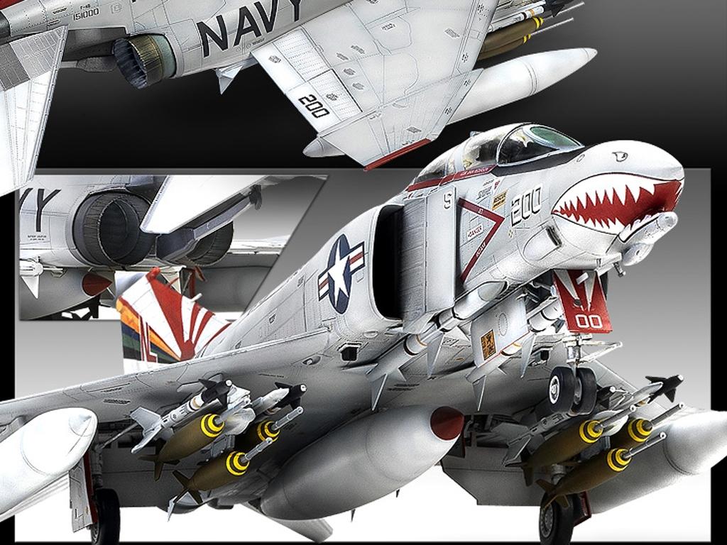 F-4B VF-111   (Vista 3)