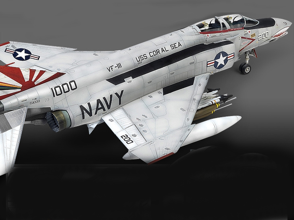 F-4B VF-111   (Vista 4)