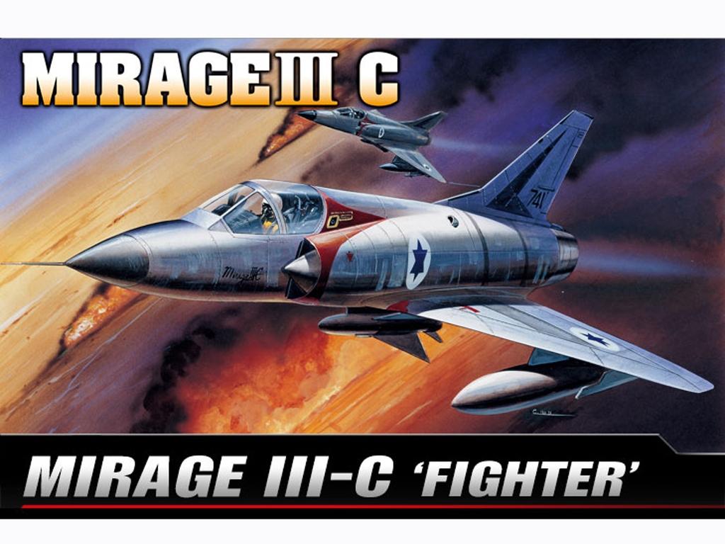 Mirage III-C  (Vista 1)