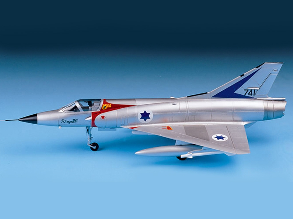 Mirage III-C  (Vista 2)