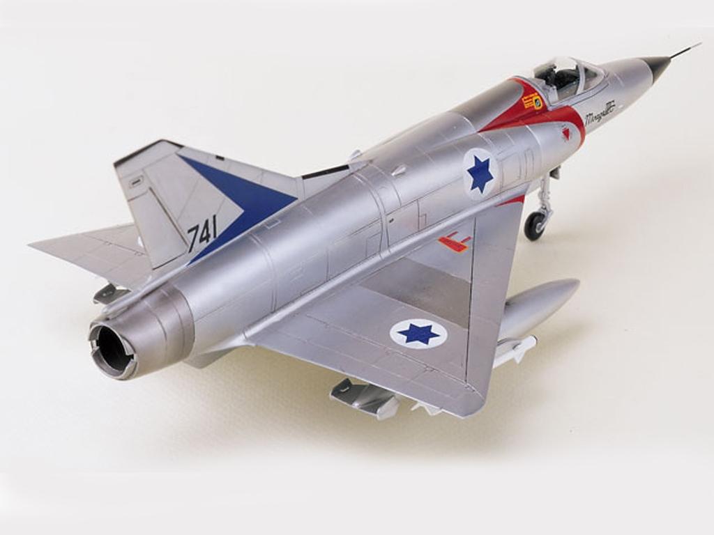 Mirage III-C  (Vista 3)