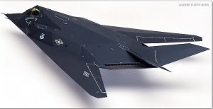 F-117A Stealth Fighter  (Vista 2)