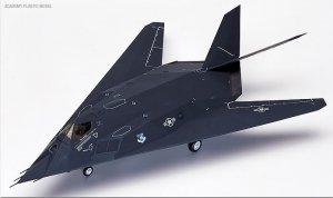 F-117A Stealth Fighter  (Vista 3)