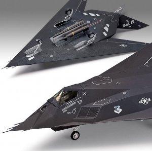 F-117A Stealth Fighter  (Vista 4)